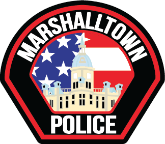 Marshalltown Police Badge